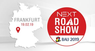 NEXT Roadshow: Frankfurt