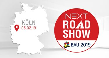 NEXT Roadshow: Köln